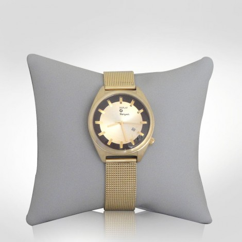 Replay Royal Goldtone Circular Women's Watch