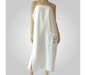 Body Wrap and Towel Set