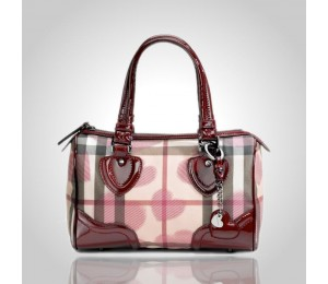 Burberry Hearts Satchel