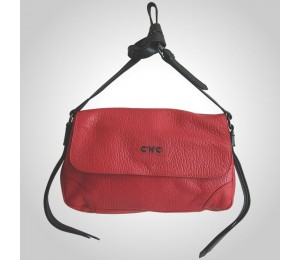 C'N'C Leather Crossbody Bag