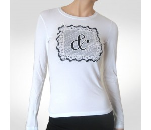 D&G Women's Long Sleeve T-Shirt