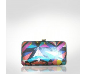 Emilio Pucci Abstract Box Clutch