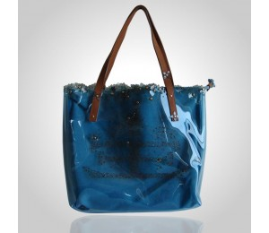Ermanno Scervino Transparent Tote