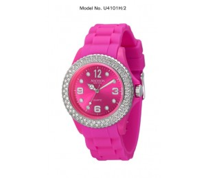 Madison New York Watch - Juicy Glamour