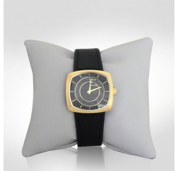 Replay Coup̩ Goldtone Square Women's Watch