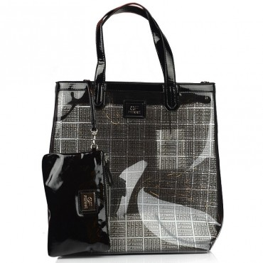 Gianfranco Ferre Shopper Bag with Pouch