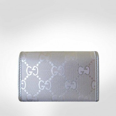 Gucci Silver Three folds Key Holder
