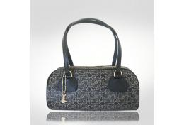 Celine Coal Mini Polochon Handbag